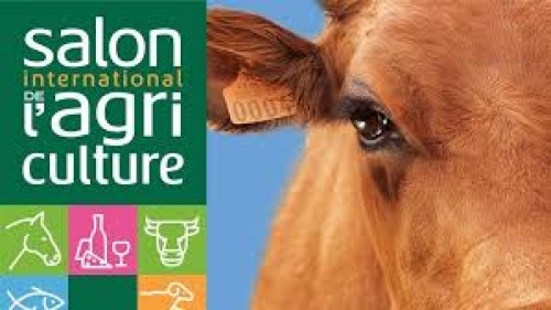 Salon International de l'Agriculture du 24 février au 4 mars