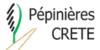 Logo Pépinières CRETE