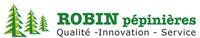 Logo Pépinières ROBIN