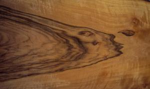 Aspects décoratifs recherchés lors du tranchage du bois de noyer