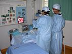 Formation de médecins à la coeliochirurgie