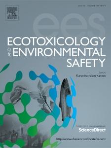 Couverture Ecotoxicol Environ Safe