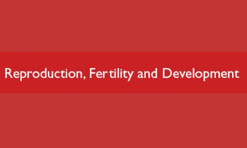 Reprod Fertil Dev