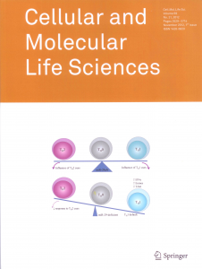 Couverture de revue Cellular and molecular life sciences