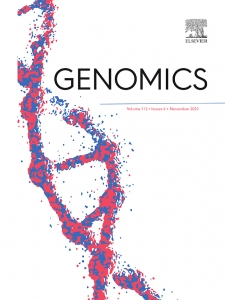 Two repeated motifs enriched ... by SETMAR isoforms in human colon cells