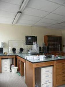 Laboratoire de chimie de l'UR Sols © INRA