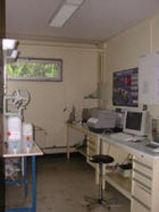 Laboratoire de physique du sol de l'UR Sols © INRA