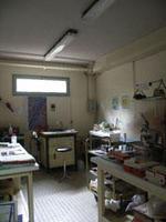 Laboratoire de minéralogie © INRA