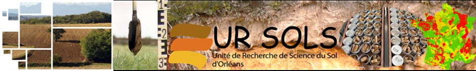 Bienvenue sur le site de l'Unité de Recherche en Science du Sol d'Orléans
