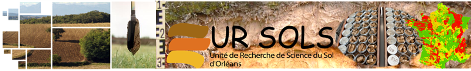 Welcome on the web site of the Soil Research Unit of INRA Orléans